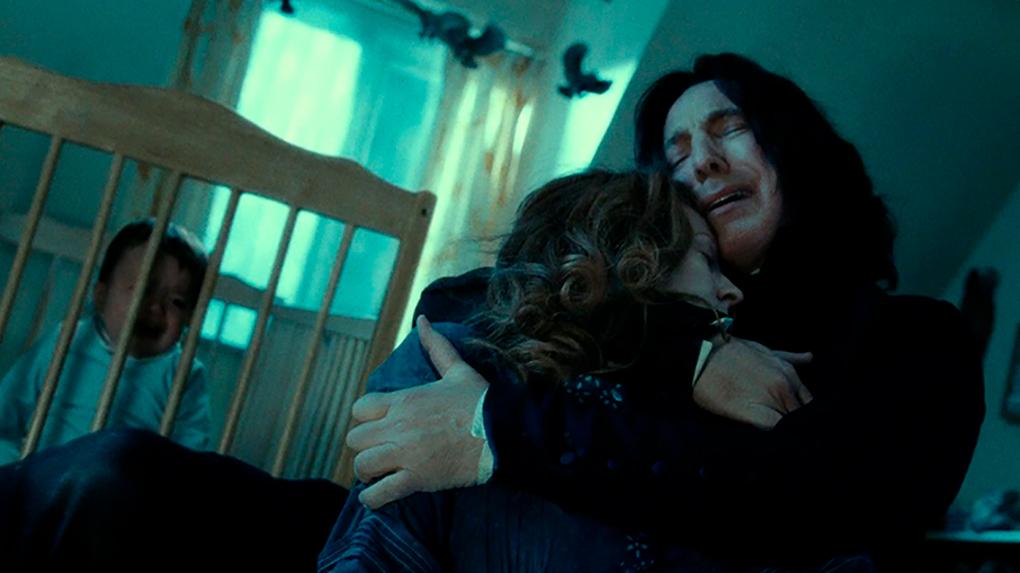 La inevitable muerte de Snape y su historia con los Potter