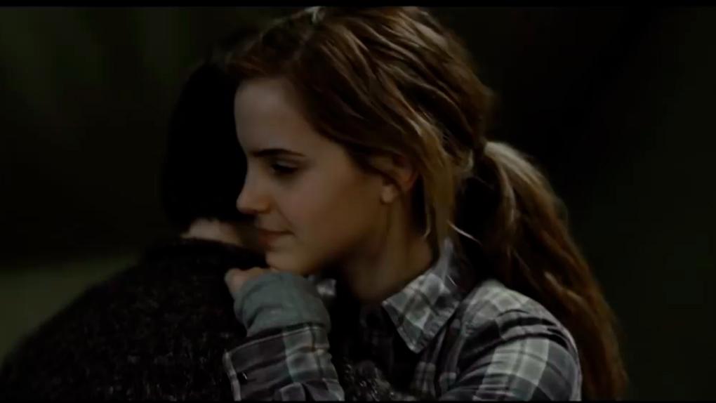 El gran baile de Harry y Hermione a ojos de Ron