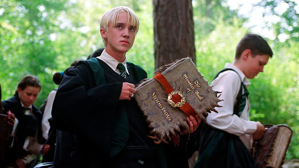 El único miedo de Draco Malfoy: el Bosque Prohíbido
