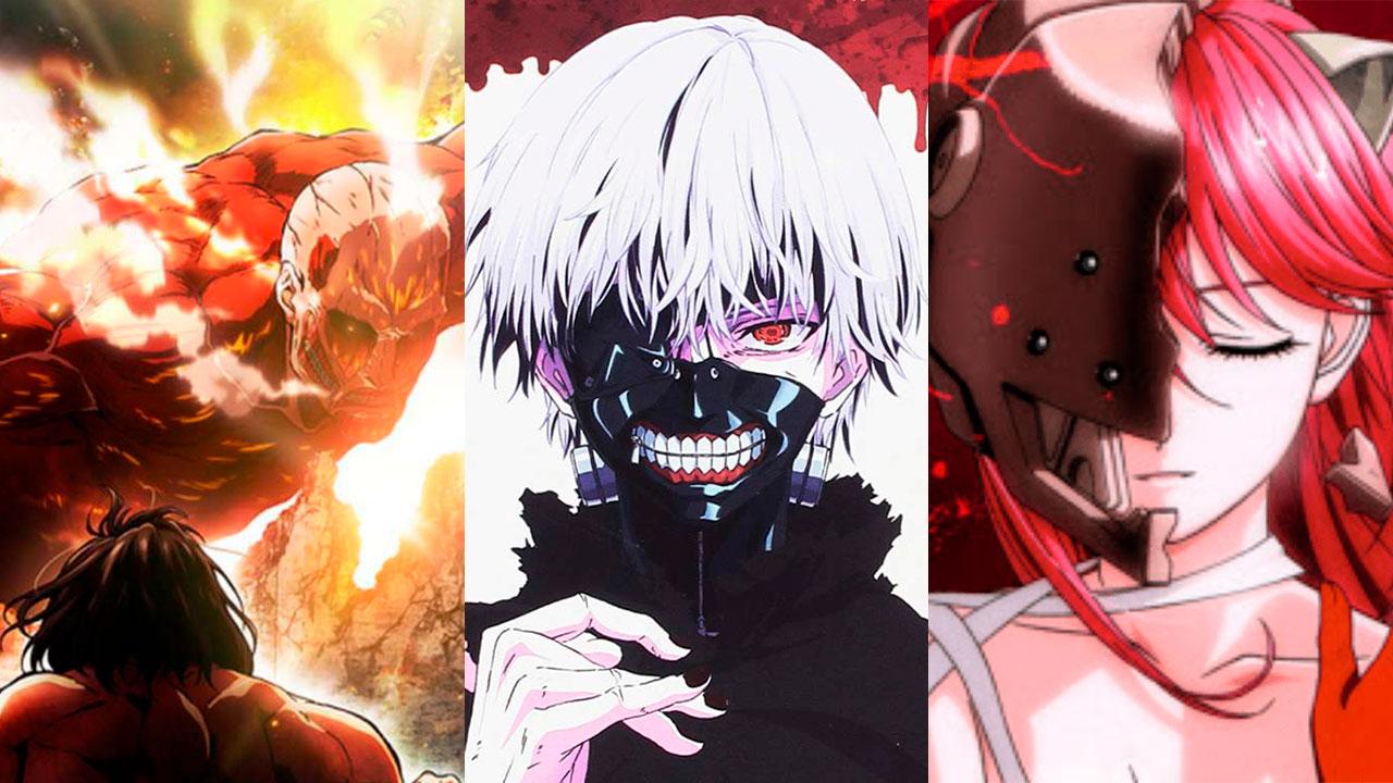 Los 18 mejores animes gore que ver en Netflix y en otras plataformas -  Noticias de series - SensaCine.com