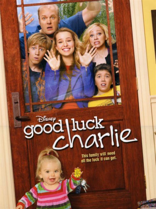¡Buena suerte, Charlie! : Cartel