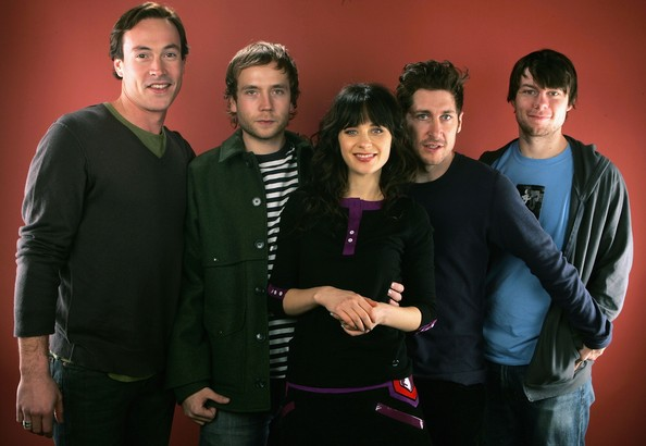 The Good Life : Foto Chris Klein, Mark Webber, Patrick Fugit, Stephen Berra, Zooey Deschanel