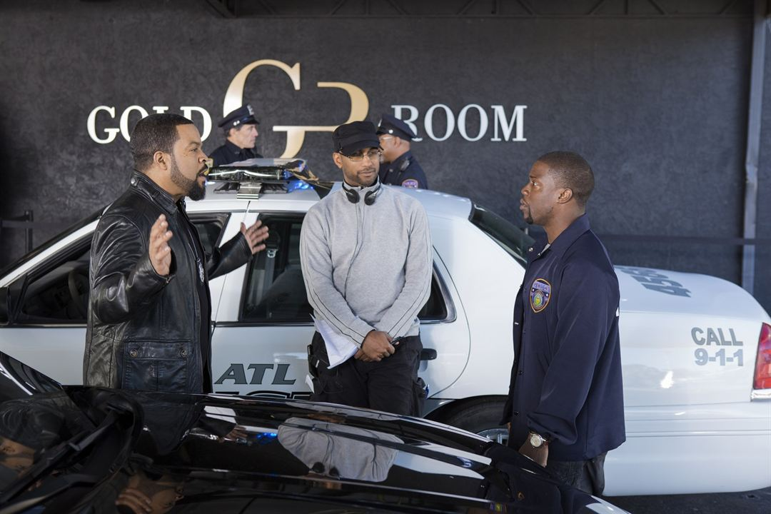 Vaya patrulla : Foto Ice Cube, Kevin Hart, Tim Story