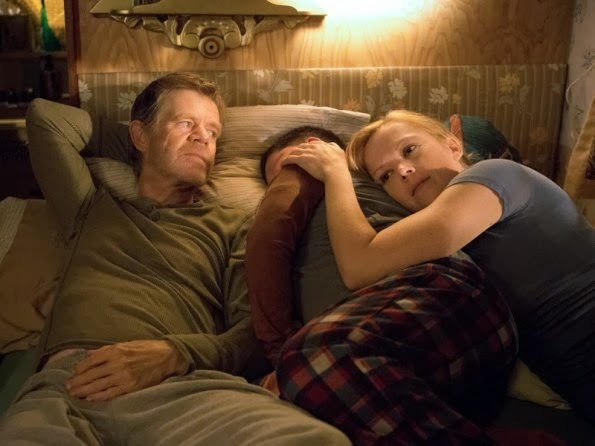 Foto Emily Bergl, William H. Macy