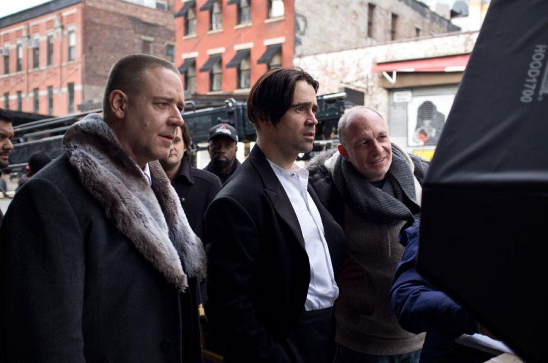 Cuento de invierno : Foto Akiva Goldsman, Colin Farrell, Russell Crowe