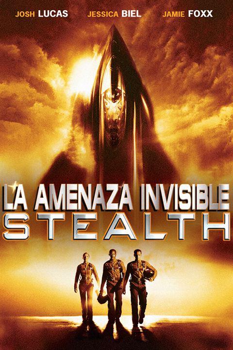 Stealth: La amenaza invisible : Cartel