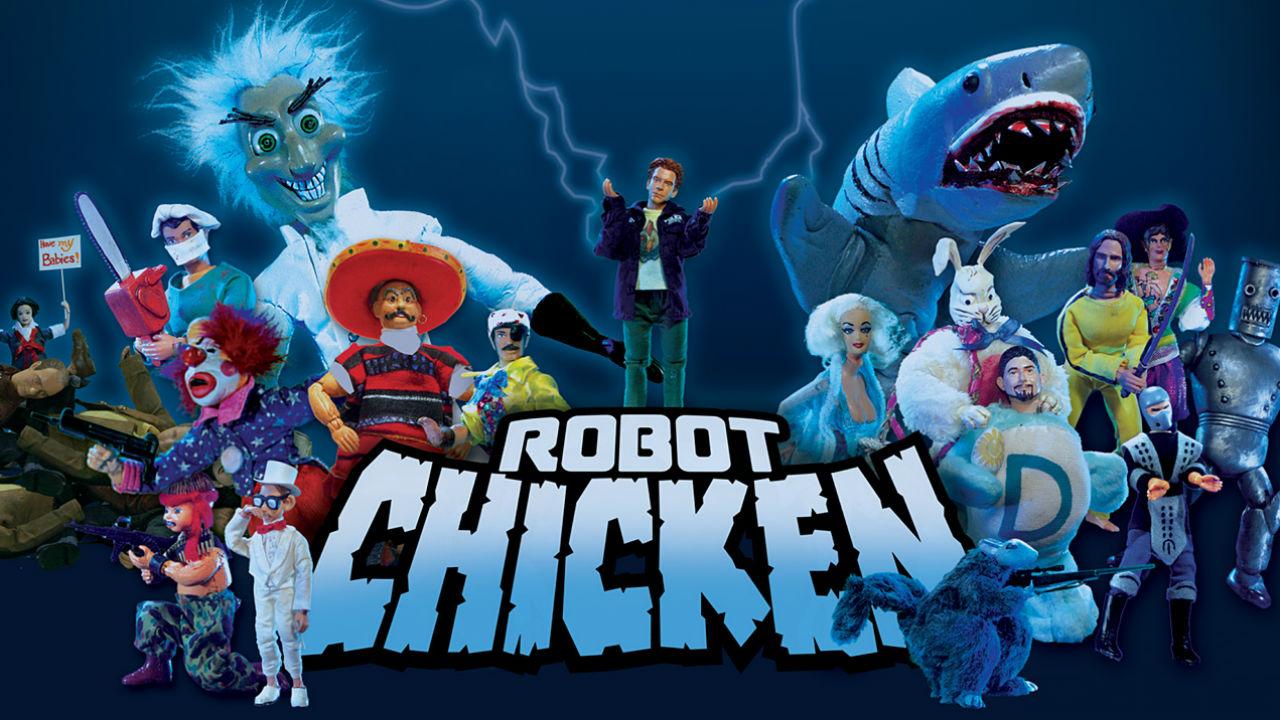 Robot Chicken : Foto