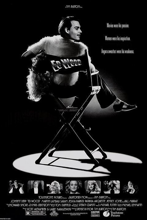 Ed Wood : Cartel