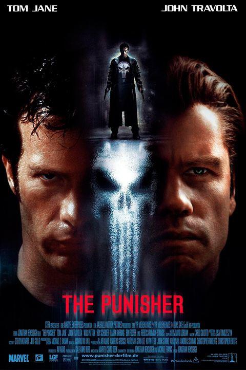 The Punisher (El castigador) : Cartel