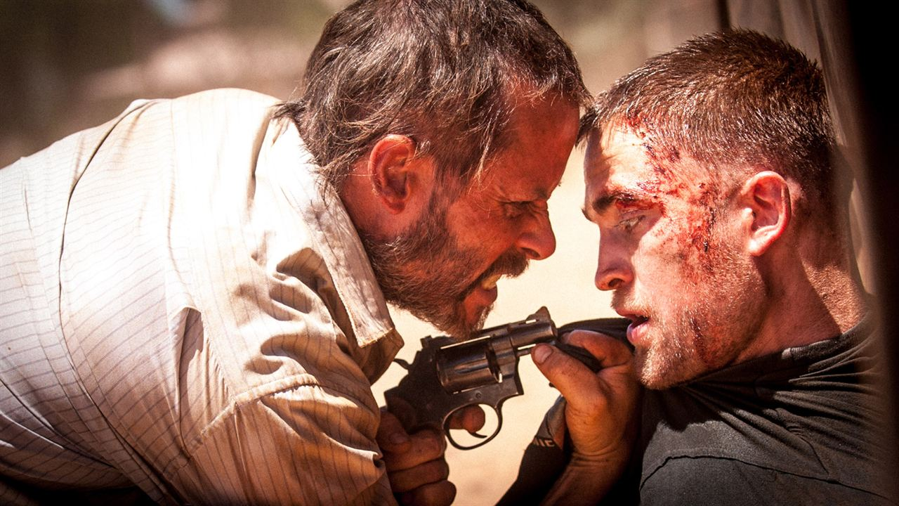 The Rover : Foto Guy Pearce, Robert Pattinson