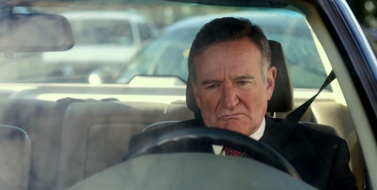 El hombre más enfadado de Brooklyn : Foto Robin Williams