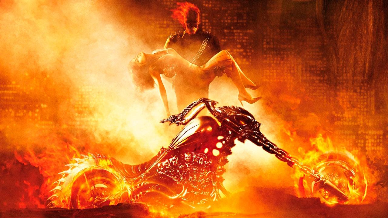Foto De Ghost Rider El Motorista Fantasma Foto 3 Sobre 46