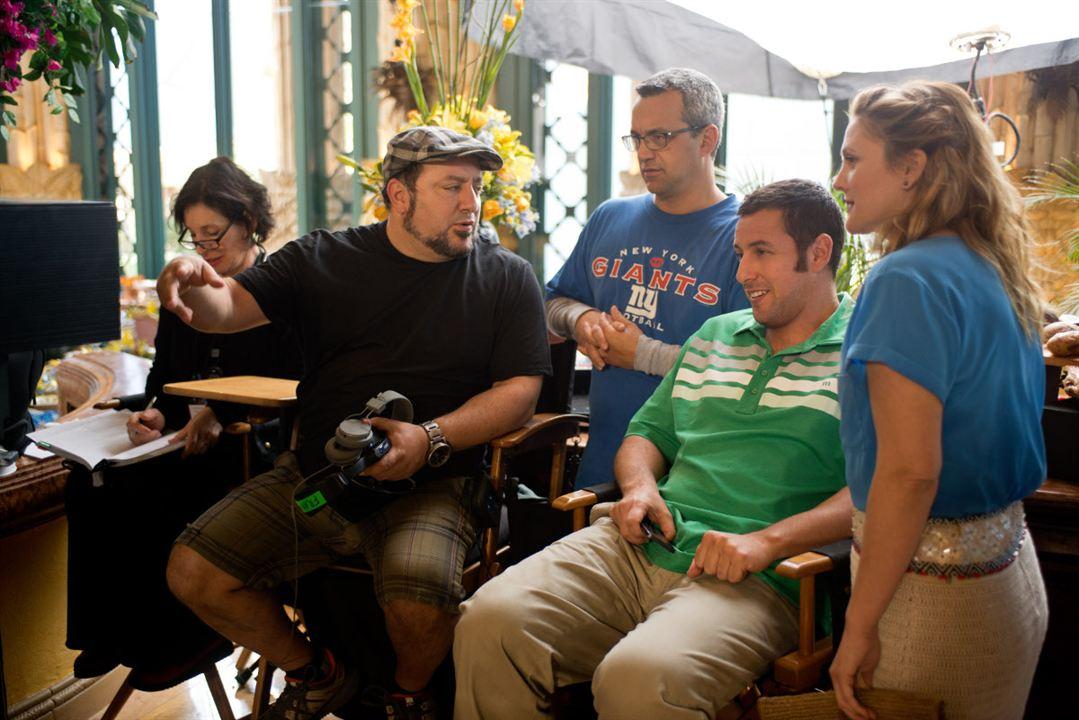 Juntos y revueltos : Foto Adam Sandler, Drew Barrymore, Frank Coraci