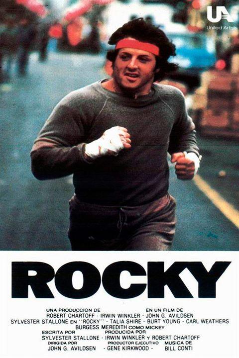 cartel de la pelicula rocky