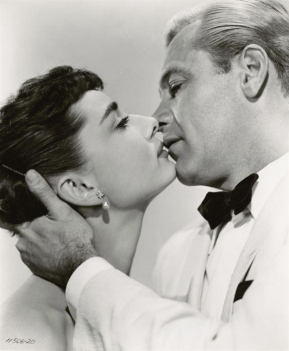 Sabrina : Foto Audrey Hepburn, William Holden