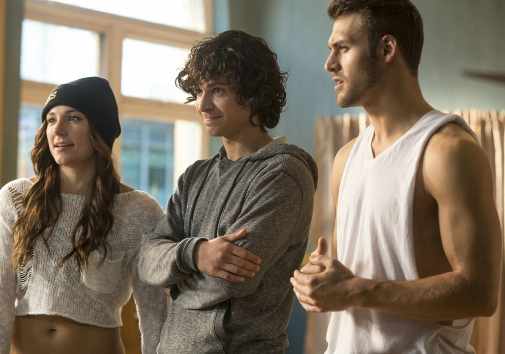 Step Up: All In : Foto Adam Sevani, Briana Evigan, Ryan Guzman