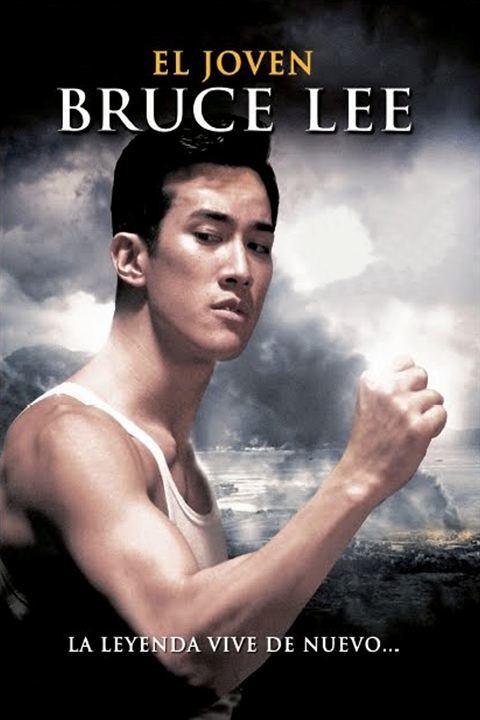 El joven Bruce Lee : Cartel