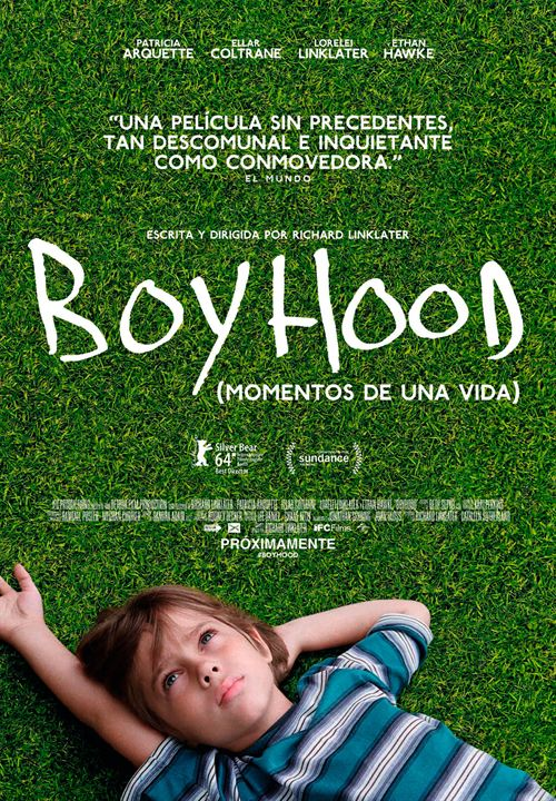 Boyhood (Momentos de una vida) : Cartel