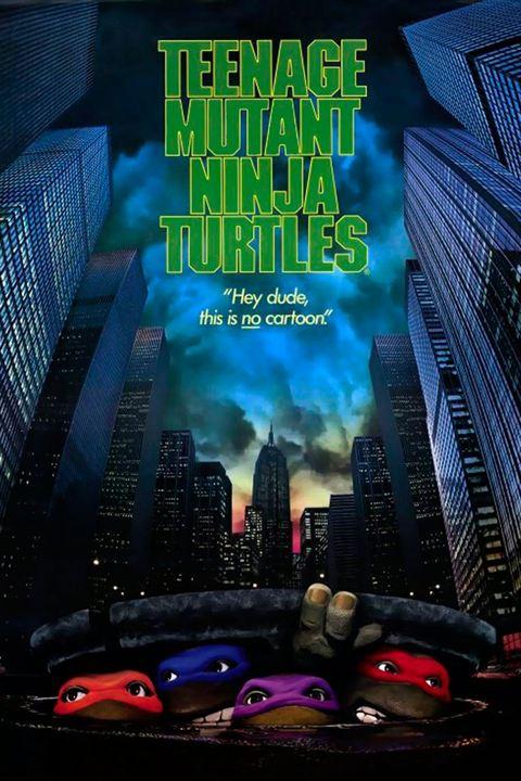 Las tortugas Ninja : Cartel