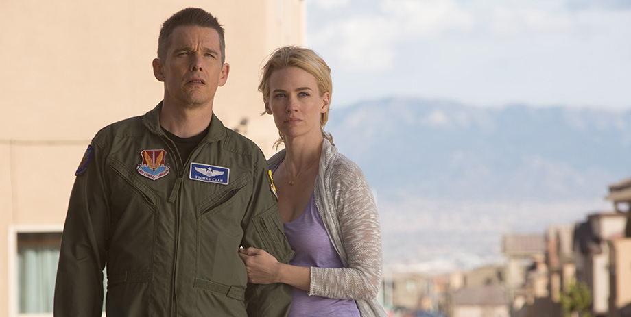 Good Kill : Foto Ethan Hawke, January Jones