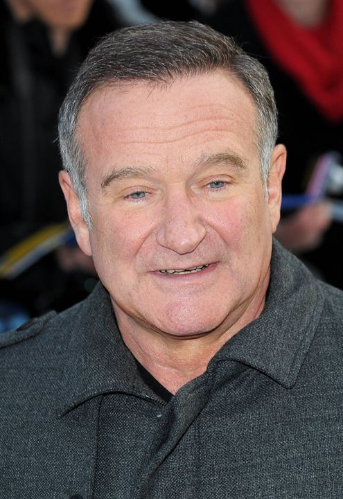 Couverture magazine Robin Williams