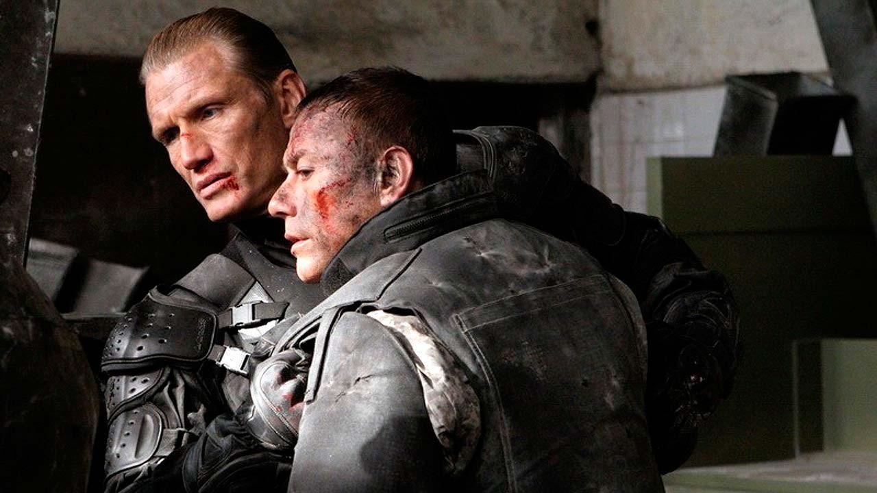 Soldado universal: Regeneración : Foto