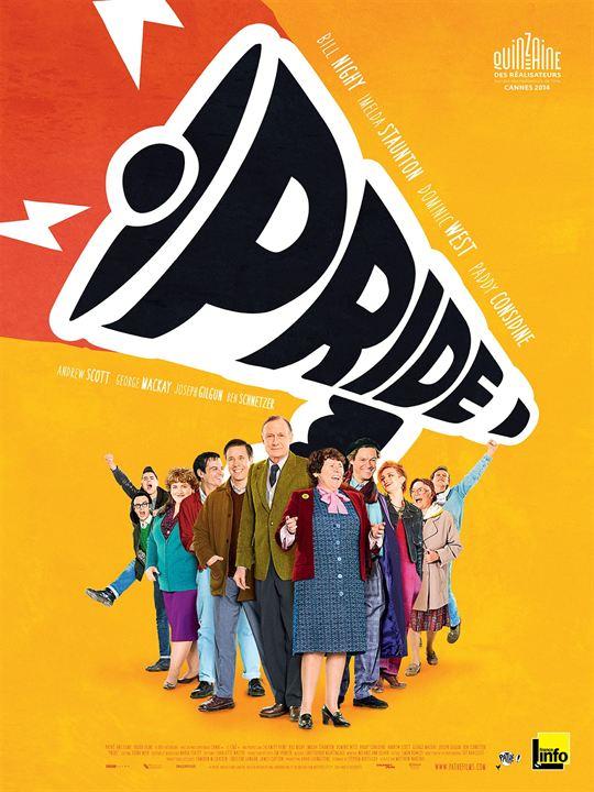 Pride (Orgullo) : Cartel