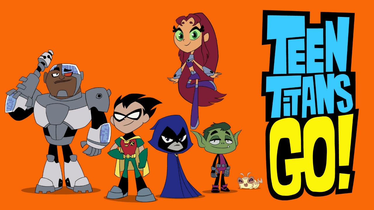Teen Titans Go! : Foto