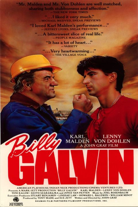 Billy Galvin : Cartel