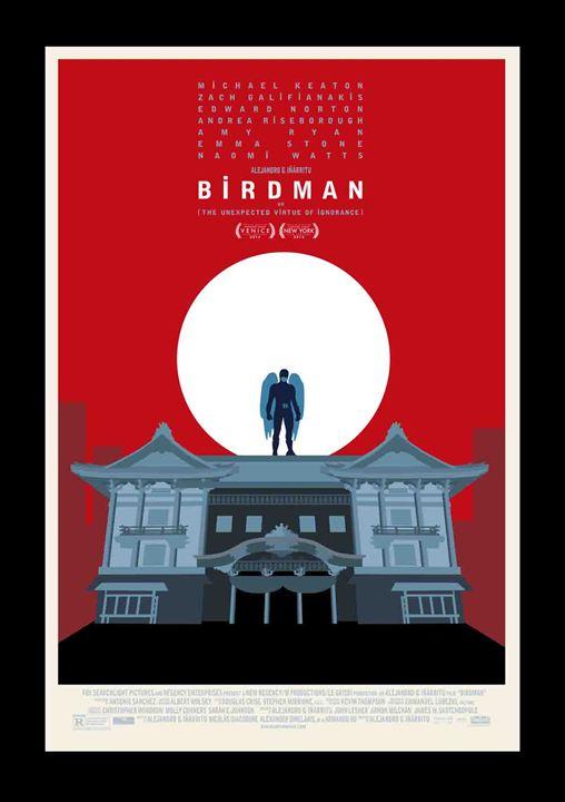 Birdman (o la inesperada virtud de la ignorancia) : Cartel