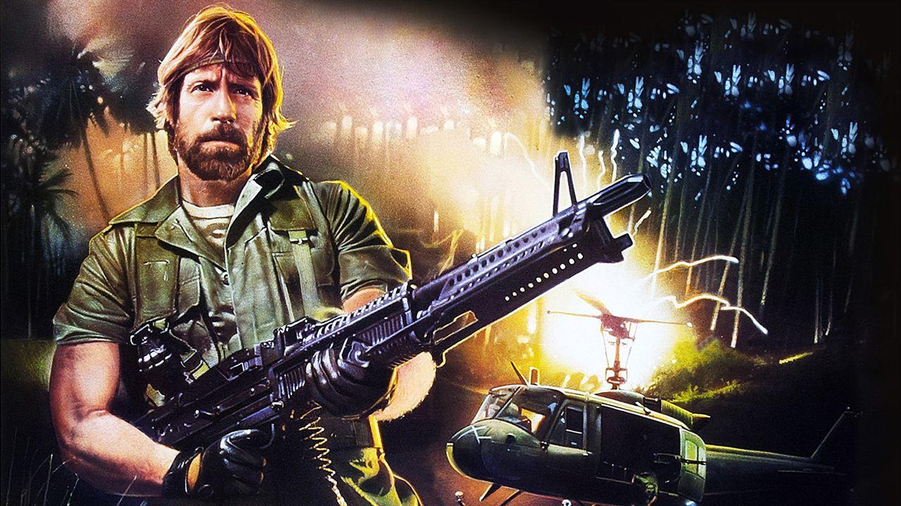 Electric Boogaloo, la loca historia de Cannon Films : Foto Chuck Norris