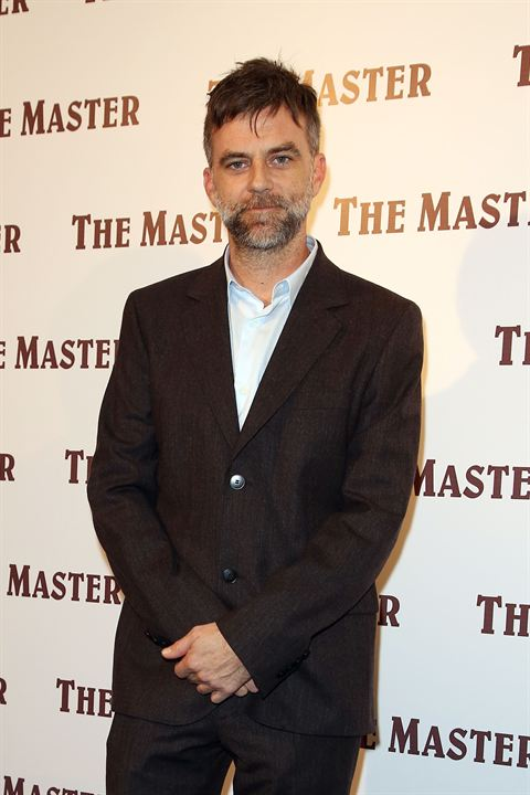The Master : Couverture magazine Paul Thomas Anderson