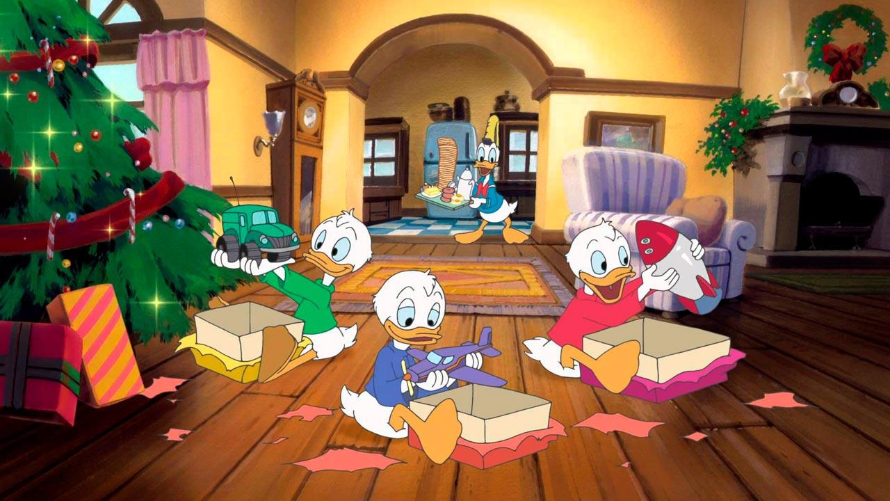 Mickey descubre la Navidad : Foto