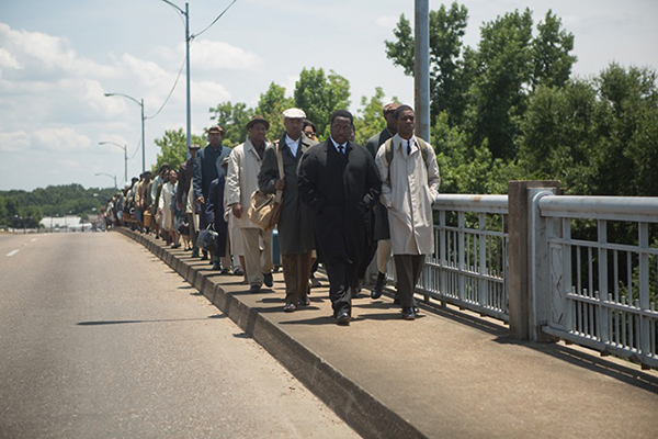 Selma : Foto David Oyelowo