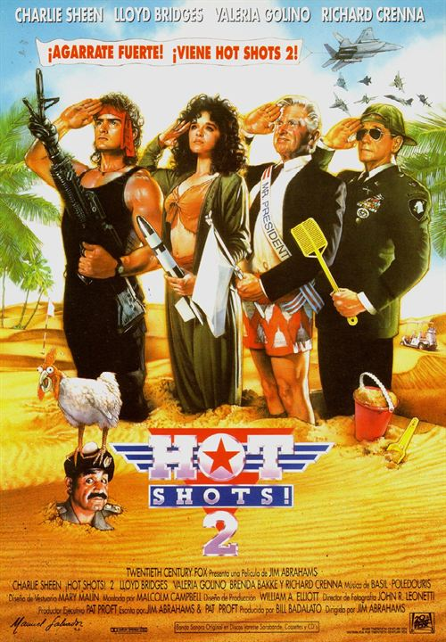 Hot Shots! 2 : Cartel