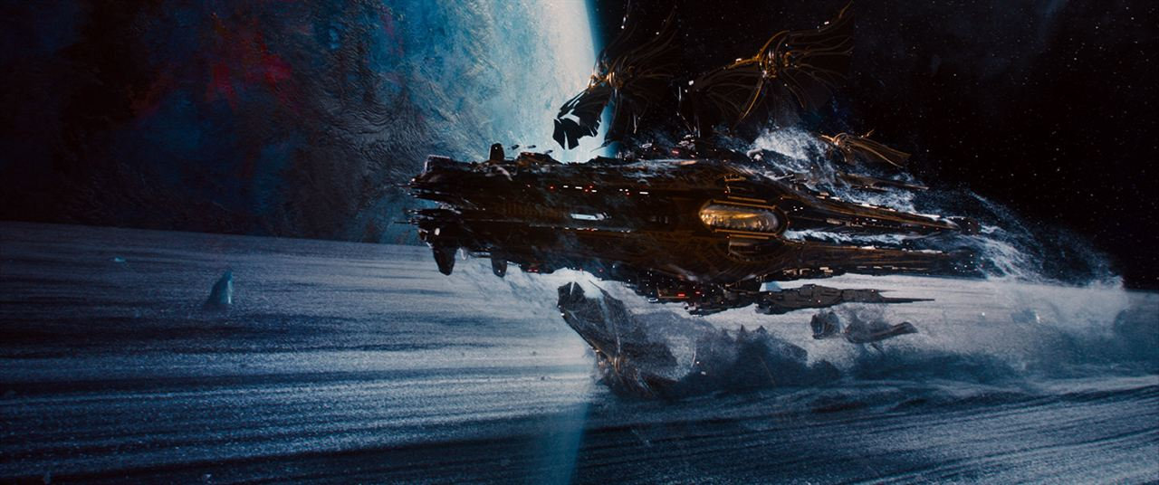 El destino de Júpiter : Foto