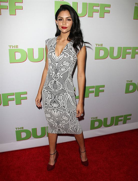 The DUFF : Couverture magazine Bianca Santos
