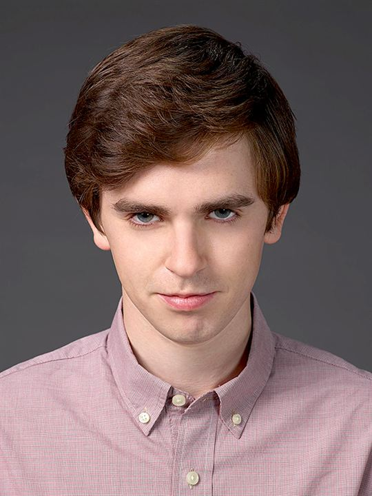 Cartel Freddie Highmore