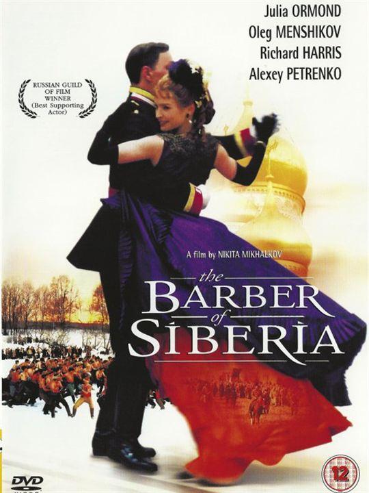 El barbero de Siberia : Cartel
