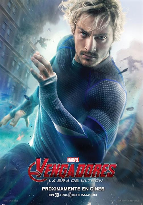 Vengadores: La era de Ultrón : Cartel