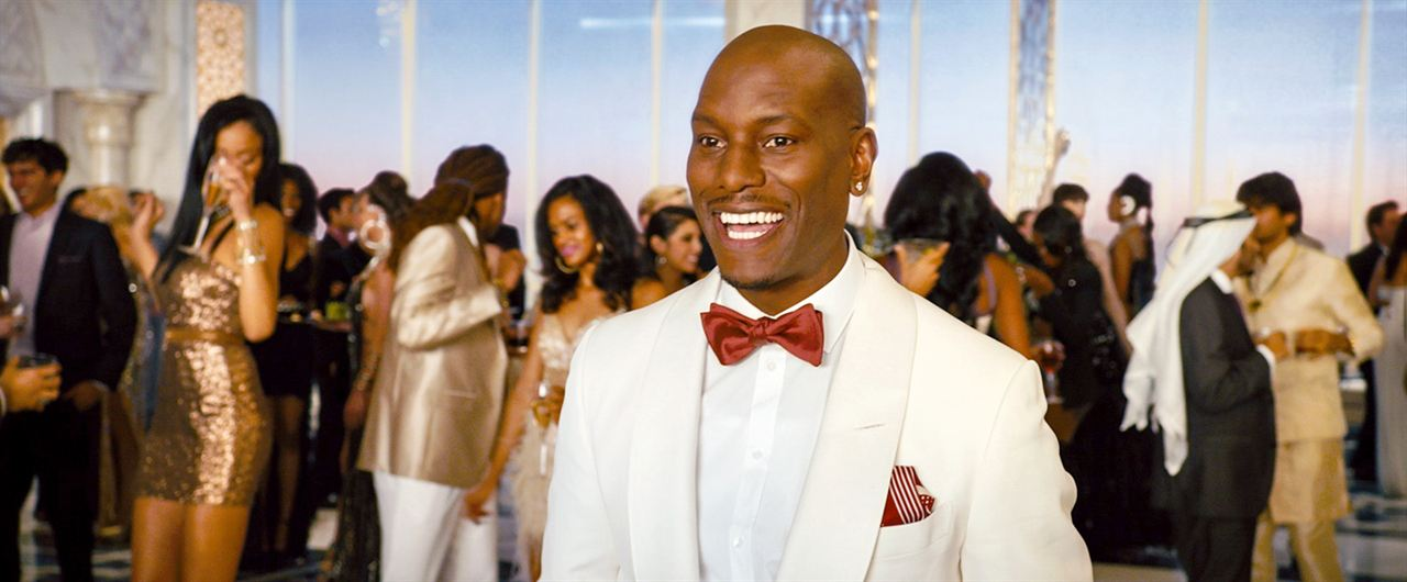 Fast & Furious 7 : Foto Tyrese Gibson