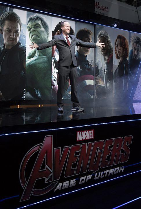 Vengadores: La era de Ultrón : Foto Joss Whedon