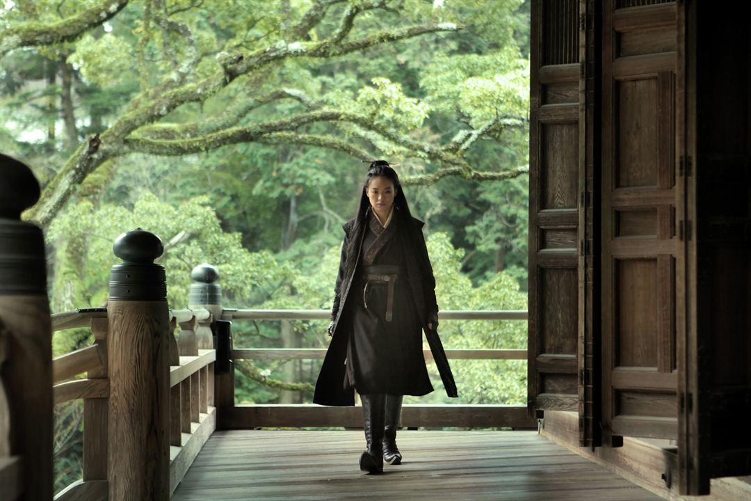 The Assassin: Shu Qi