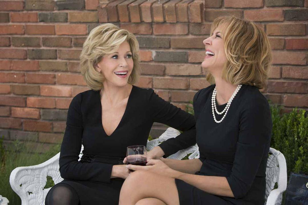 Foto Christine Lahti, Jane Fonda