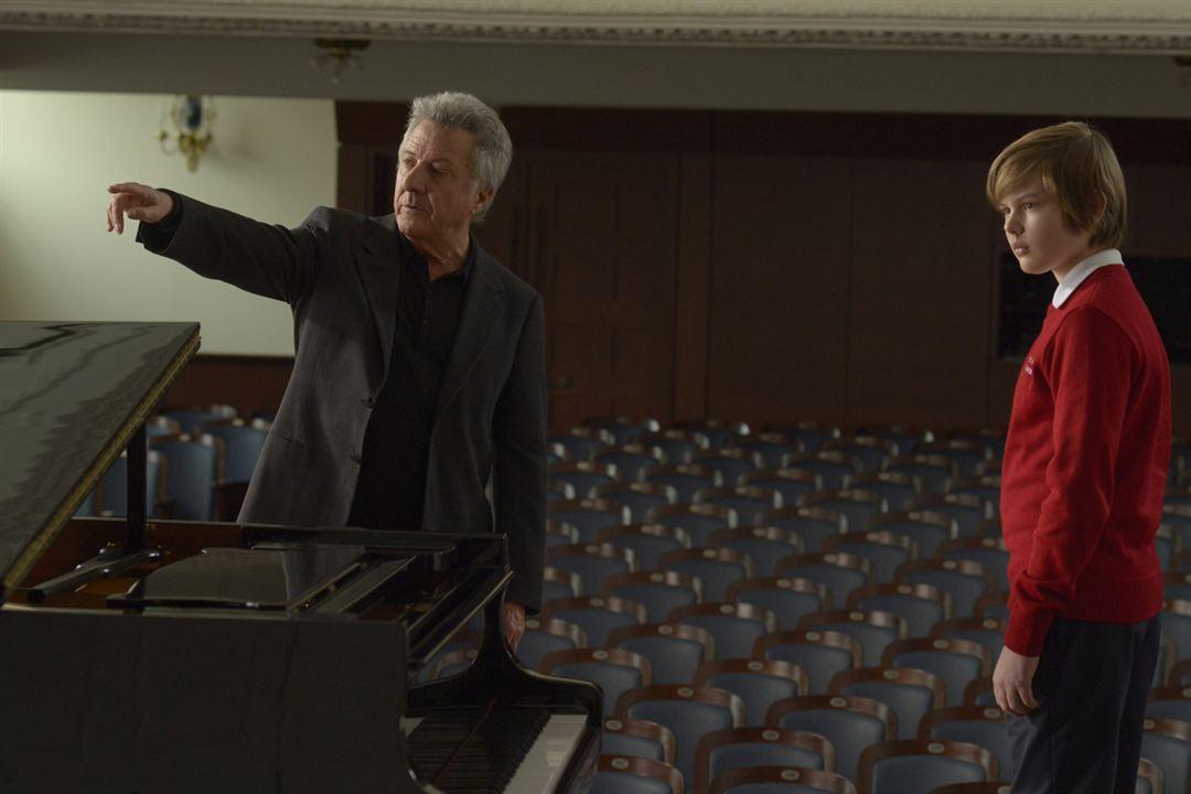 El coro : Foto Dustin Hoffman