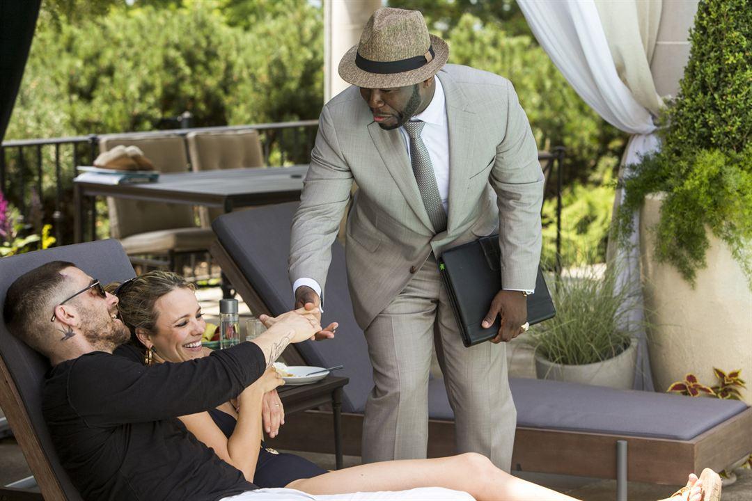 Redención : Foto Curtis '50 Cent' Jackson, Jake Gyllenhaal, Rachel McAdams