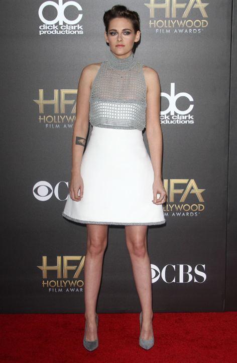 Couverture magazine Kristen Stewart