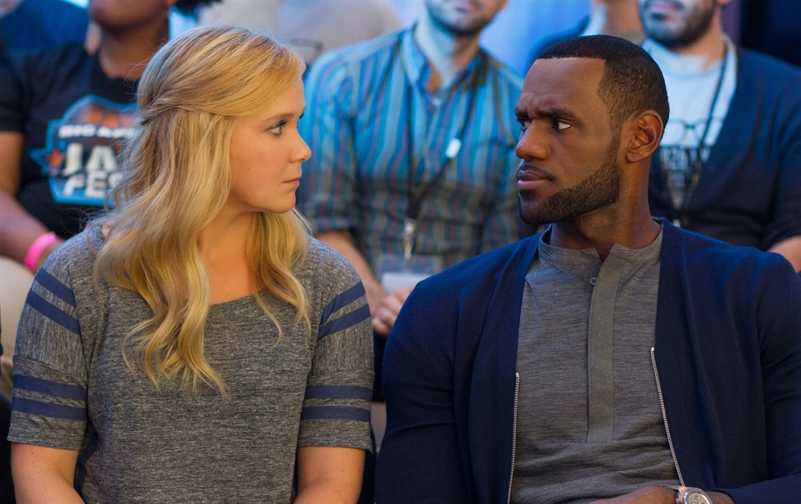 Foto Amy Schumer, LeBron James