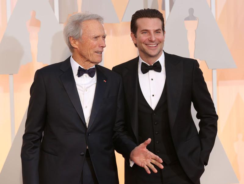 El francotirador : Couverture magazine Bradley Cooper, Clint Eastwood