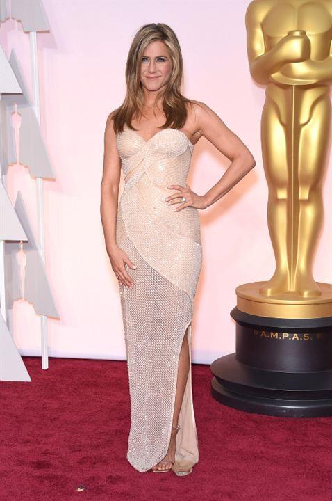 Couverture magazine Jennifer Aniston